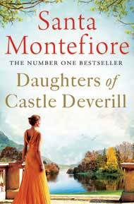 UK Edition of 'Daughters of Castle Deverill' Book 2 in the Deverill Chronicles Out now