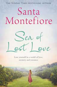 UK Edition of 'Sea of Lost Love'