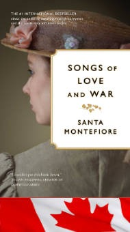 Canadian eBook Edition of 'Songs of Love and War' The ebook is available through Kobo.ca and Amazon.ca.