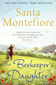 UK Edition of 'The Beekeeper's Daughter'