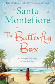 UK Edition of 'The Butterfly Box'