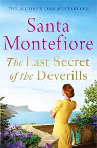 UK hardback edition of 'The Last Secret of the Deverills' out now