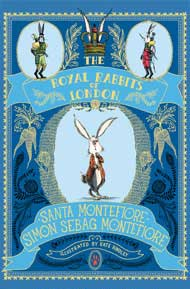 UK Edition of 'The Royal Rabbits of London' Out Now