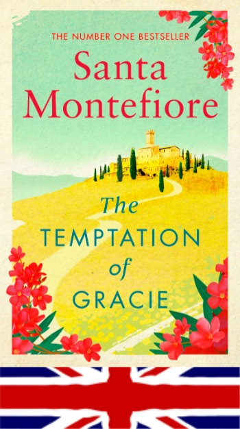 UK edition of The Temptation of Gracie - Hardback Out Now