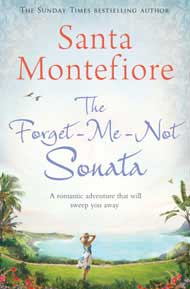 UK Edition of 'The Forget-Me-Not Sonata'